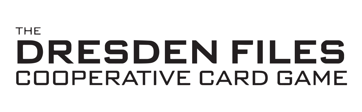 The Dresden Files logo